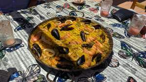 Paella valencienne - CasaEnChilches.com