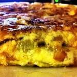 omelette espagnole Tortilla española