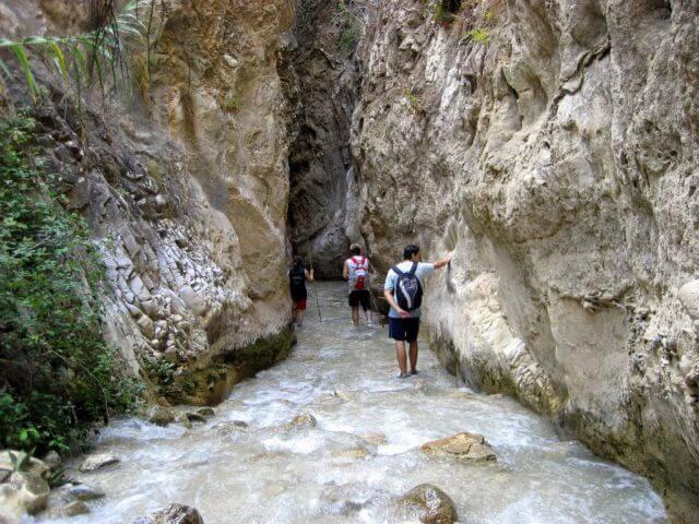 La riviere du Chillar