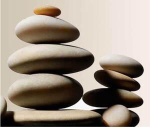 stack Kairn stones
