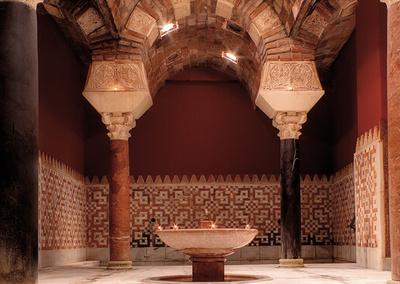 Cordoba, cómo disfrutarlo como un Sultán en un Hammam 4