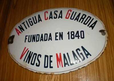 Chapa Antigua Casa de Guardia