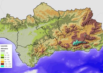 Vinos de Andalucia 1