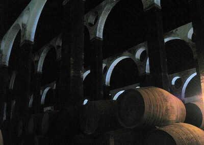 Bodega en Sanlucar de Barrameda