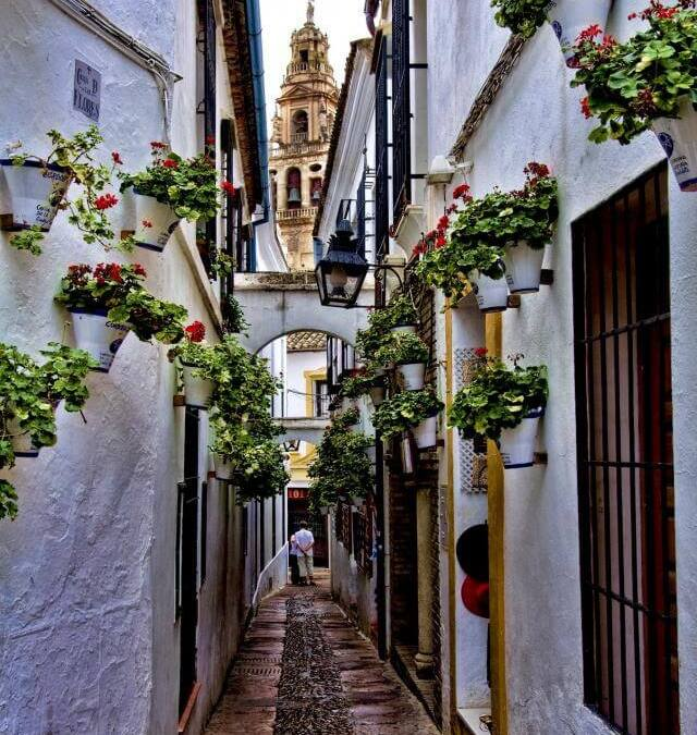 The smallest street in the world - Cordoba -