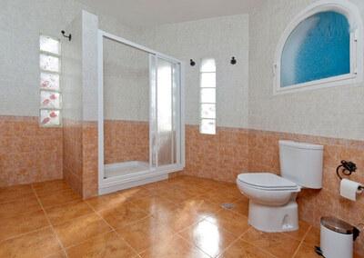 Cuarto de baño -Apartamento Granada-