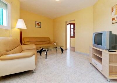 Salon -Apartamento Granada-