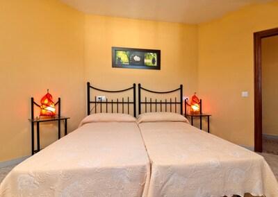 Dormitorio 1 -Apartamento Granada-