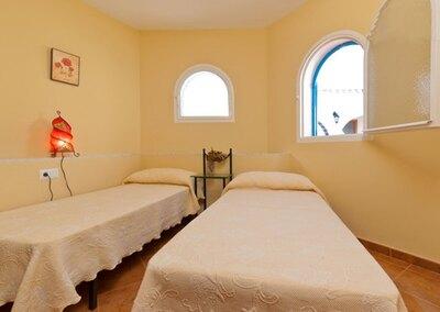 Dormitorio 2 -Apartamento Granada-