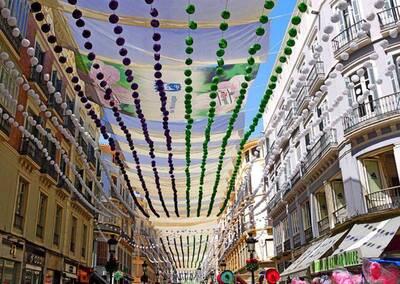 Malaga en feria