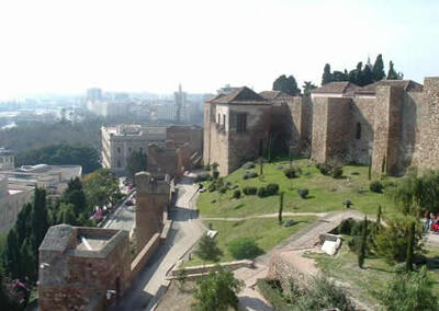 The Alcazaba