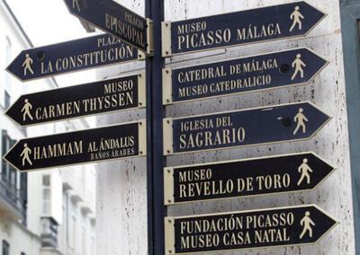 Malaga Cultural city