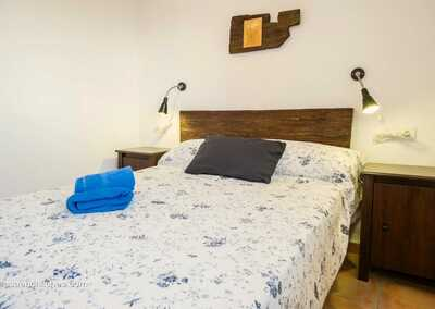 Dormitorio Casa Andalucia