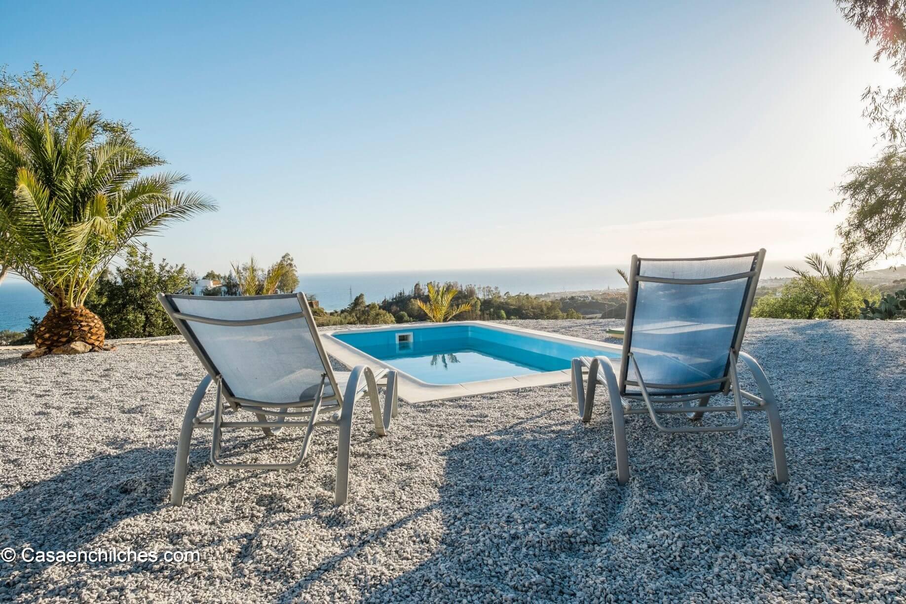 Casa Andalucía, piscina privada 2