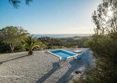 Casa Andalucía, piscina privada 5