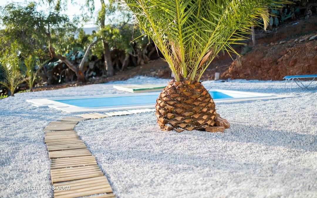 Casa Andalucía, piscina privata