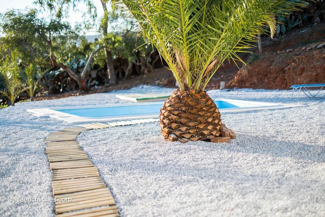 Casa Andalucía, piscina privada