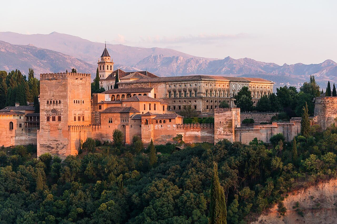 The Alhambra of Granada, advice not to miss it - CasaEnChilches.com