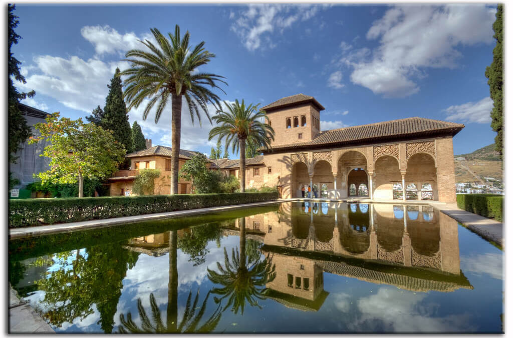 Het Alhambra van Granada, advies om het niet te missen