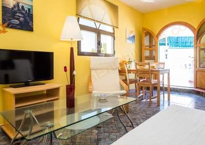 Apartamento Cordoba salon