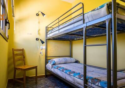 Apartamento Cordoba dormitorio 2