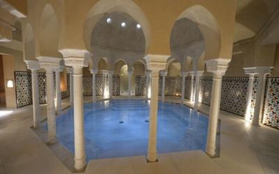 Hammam Al-Andalus en Málaga