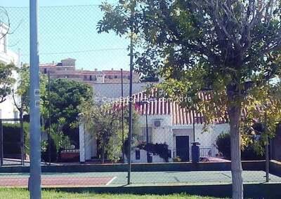 Añoreta Golf Tennis Court