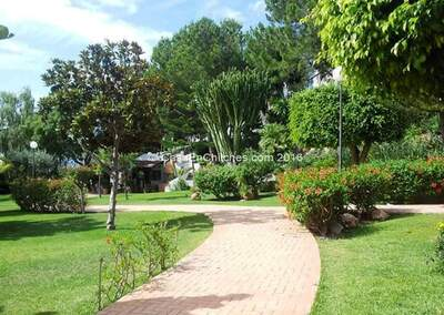 Gardens and community areas