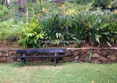Áreas comuns e jardins