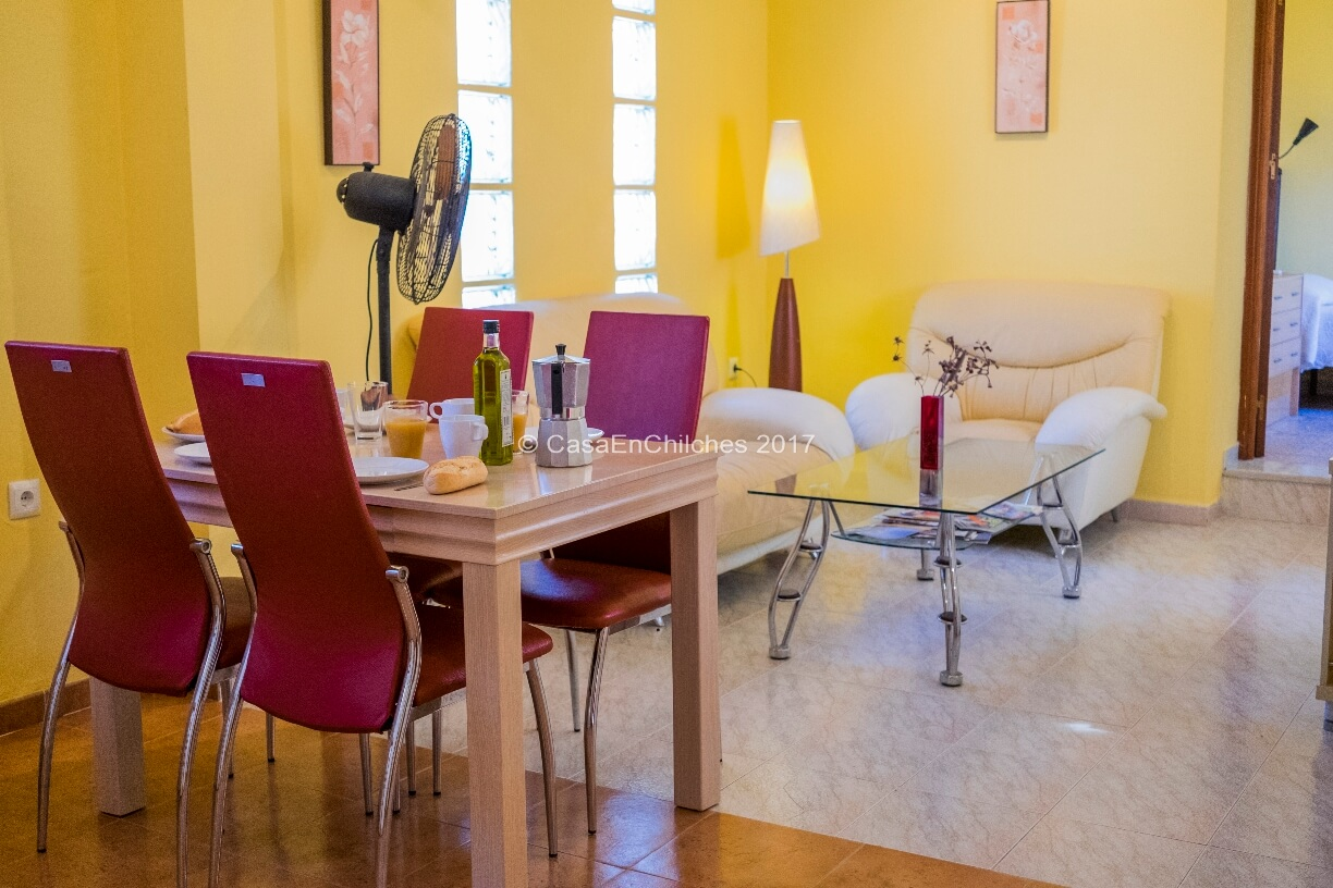 Appartement Jaen in Finca Buenavista - CasaEnChilches.com