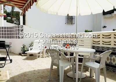 Beveiligd: Casa Girasol hasta 10 pax