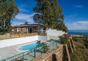 Casa Ronda, piscina privada - CasaEnChilches.com