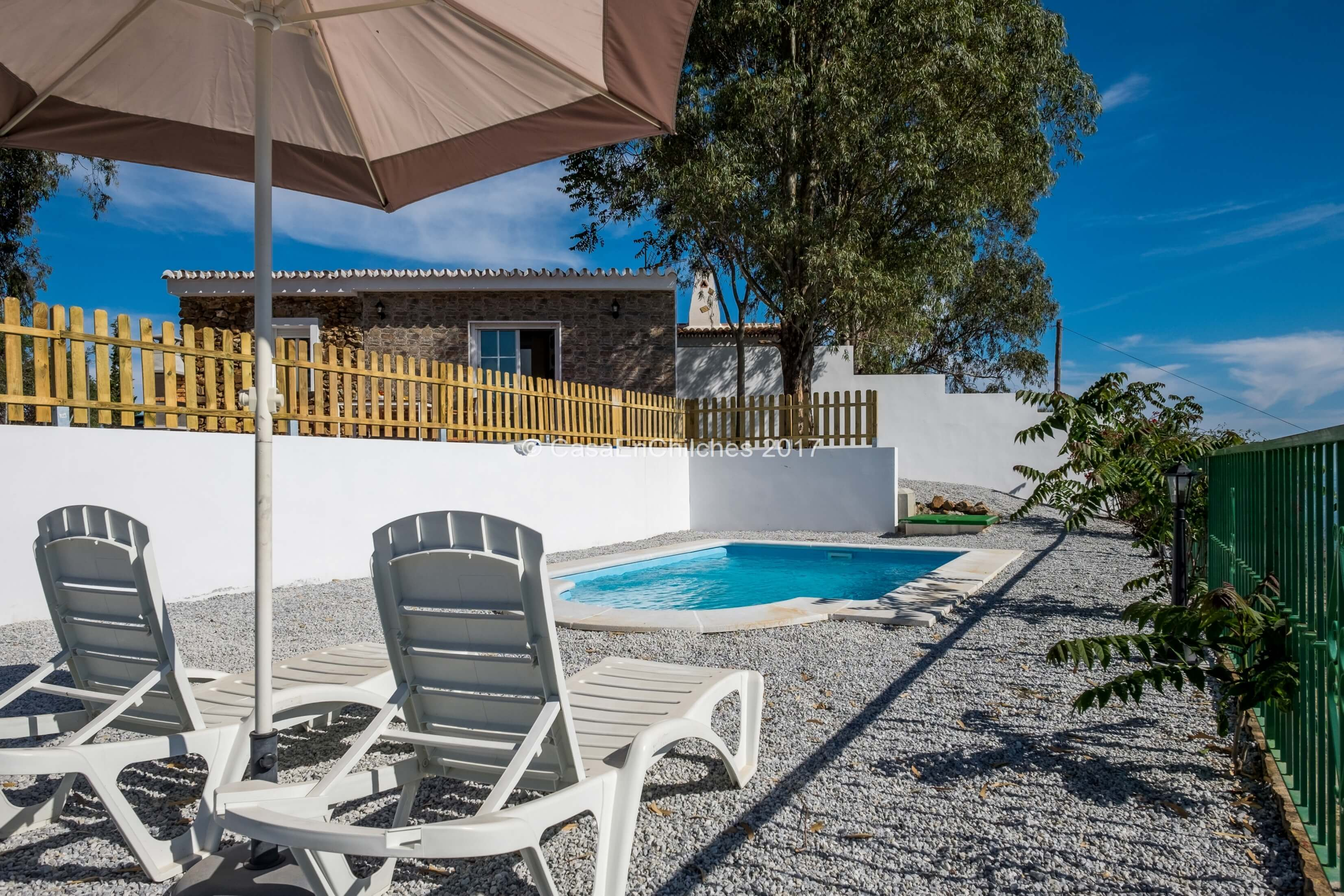 Casa Ronda, piscina privada - CasaEnChilches.com