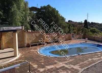 Casa Arco Iris, piscina completamente privada - CasaEnChilches.com