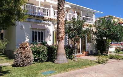 Pacific apartment in Torrox with pool