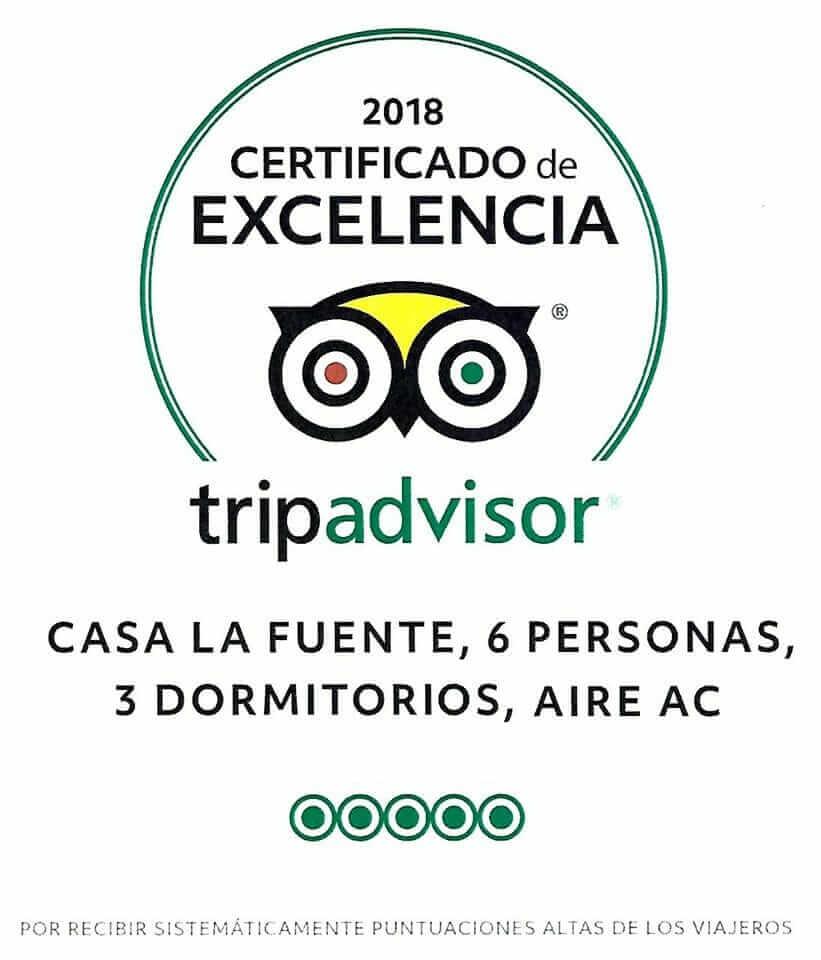 Evaluaciones y opiniones - CasaEnChilches.com