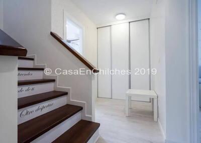 Casa Diana, apartamento para familias en vacaciones - CasaEnChilches.com