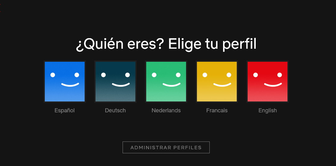 Netflix, premium services at CasaEnChilches.com