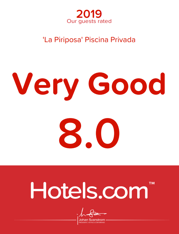 Ratings and reviews - CasaEnChilches.com