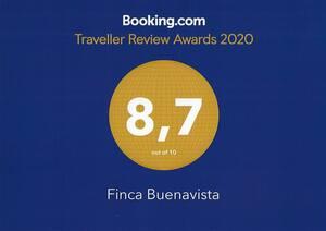booking award 2019