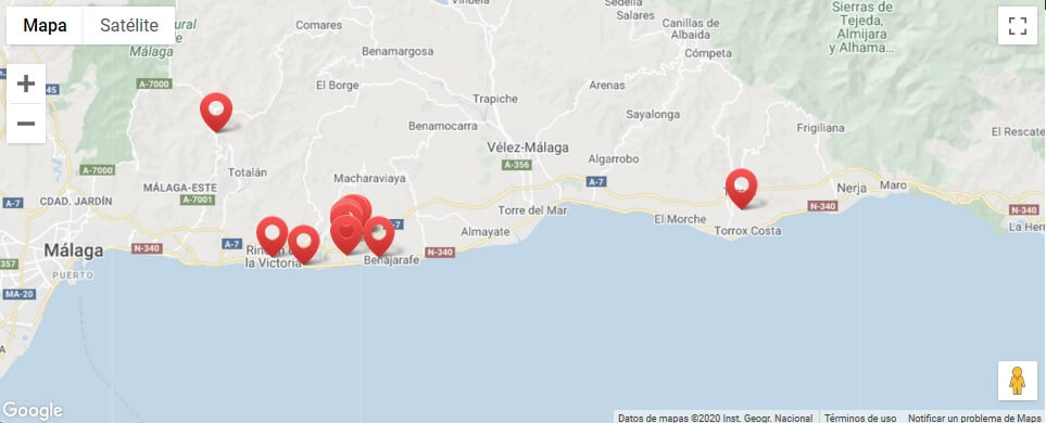 Como as sardinhas temperadas ou espetos em Málaga - CasaEnChilches.com