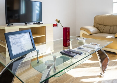 Apartamento Cádiz Salon