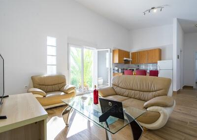 Apartamento Cadiz Salon
