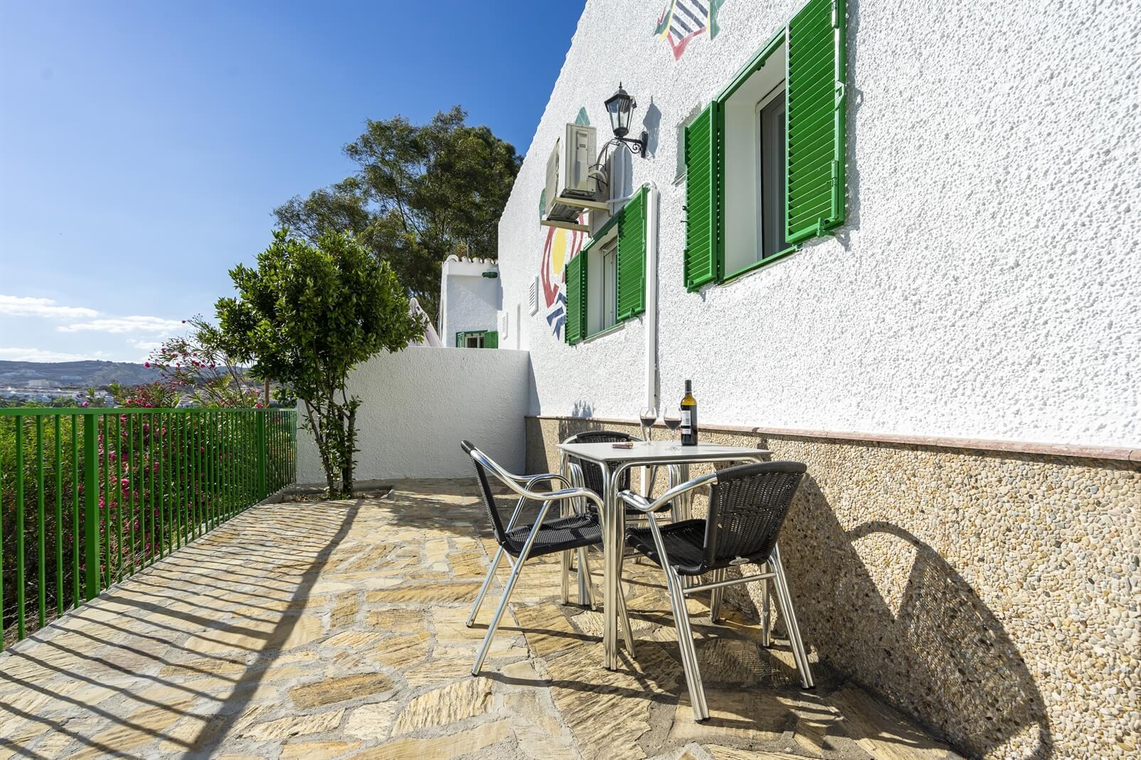 Apartamento Cadiz terraza