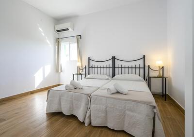 Apartamento Cádiz dormitorio
