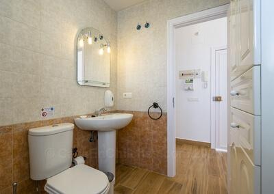 Apartamento Cádiz Cuarto de baño