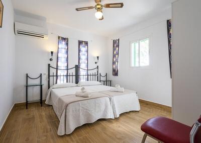 Apartamento Huelva en Finca Buenavista 2020 dormitorio segundo