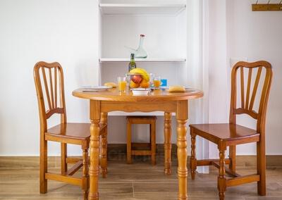 Apartamento Málaga Comedor