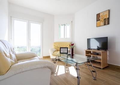 Apartamento Málaga salón