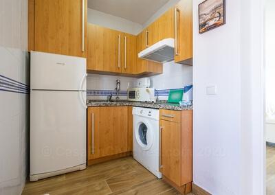 Apartamento Málaga Cocina